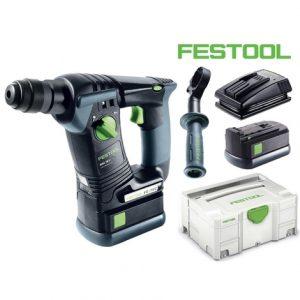 Perforateur sans fil Festool BHC 18