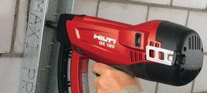 Cloueur hilti GX120