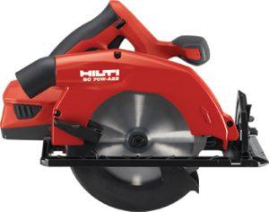 Scie circulaire sur batterie Hilti AG 125
