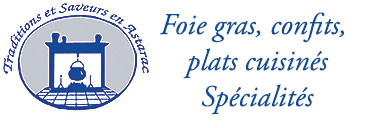 Foie gras Limour du Gers, foie gras artisanal